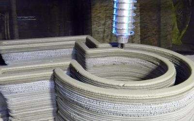 UCLA Engineers Awarded $1.5 Million to Create Eco-Friendly 3D Printed Concrete